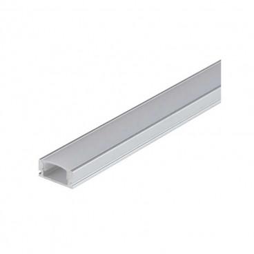 Profilo lineare in alluminio 2mt.